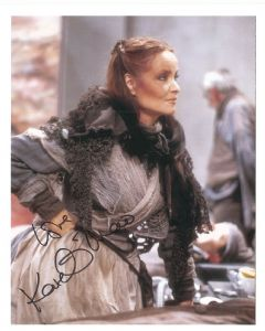 Kate O'Mara (Hammer Horror) - Genuine Signed Autograph 8279